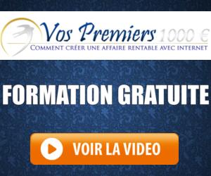 Vos premiers 1000 euros sur Internet...